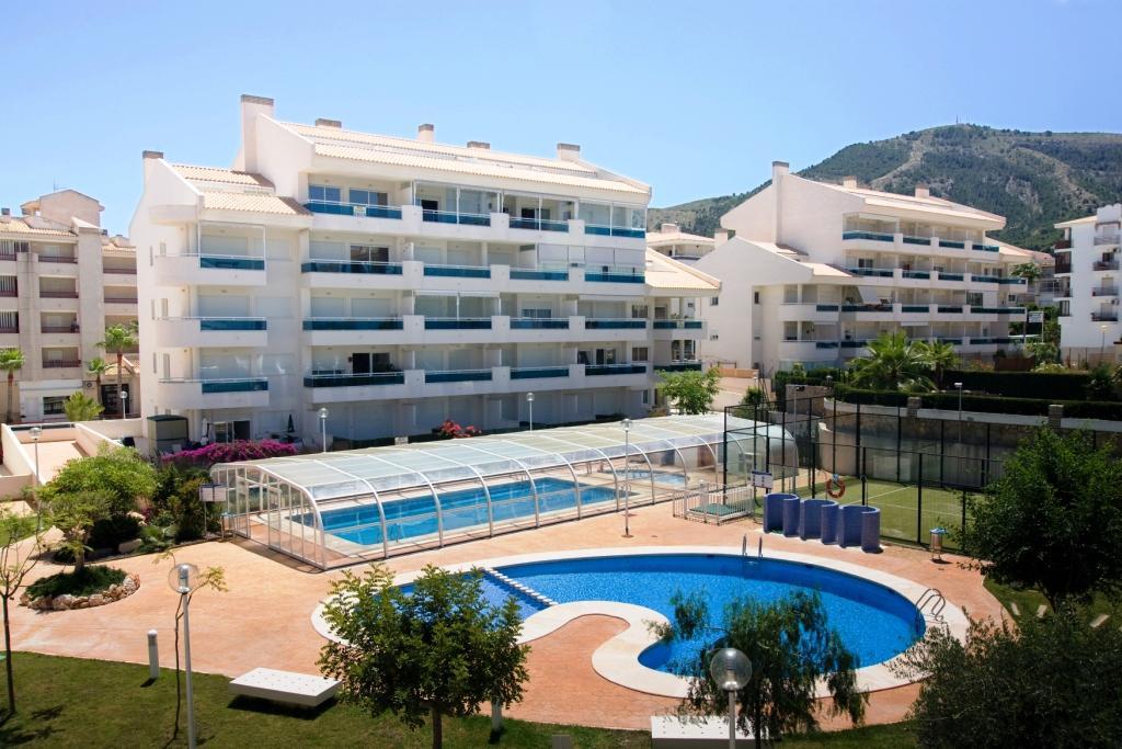 Toppleilighet -                                       Playa De Albir -                                       3 soverom -                                       6 beboere